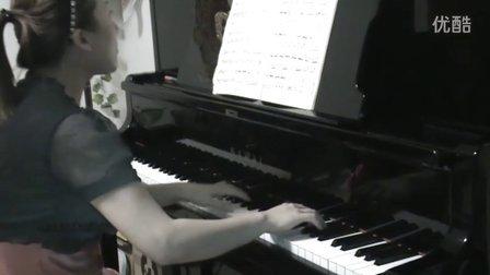 钢琴谱 茉莉花 琵琶 键盘伴奏