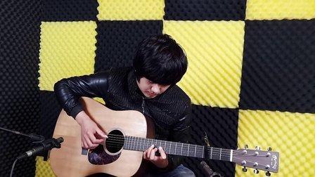 果木吉他弹唱教学《我如此爱你》原唱汪峰