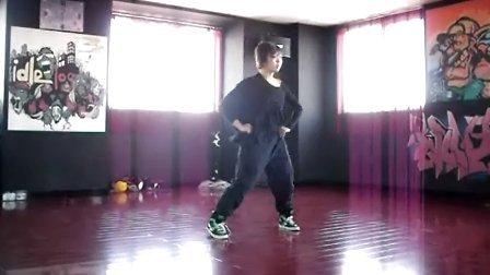 极速NAGA街舞工作室  江映蓉 坏天使MV 舞蹈教学