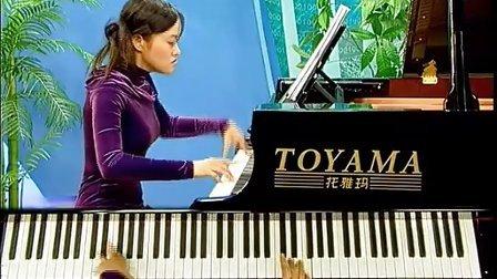 钢琴基础教程 第二册巴赫 小前奏曲