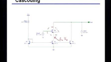 [伯克利视频课程]高级模拟集成电路设计