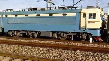 韶山4改进型电力机车,代号ss4g