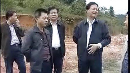 英德市委书记徐建文督查广乐高速英德段征地拆迁工作