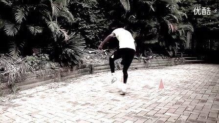 足球教程 36种足球盘带技巧 高清