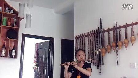 笛童韵:笛子独奏(叙事曲)《兰花花》