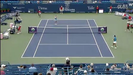 纽黑文公开赛HL-14决赛:李娜VS帕芙柳琴科娃