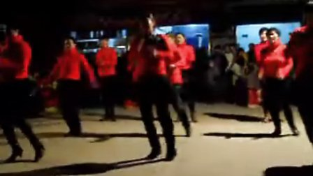 民间地方戏泗洪泗州星火剧团广场舞<<12个美