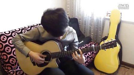 靠谱吉他视频  Depapepe《一定会再会(きっとまたいつか)》 指弹吉他 蔡宁