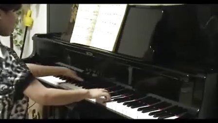 理查德《梦中的婚礼》钢琴视奏_tan8.com