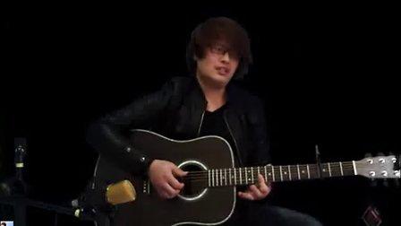 果木吉他教学 《一人生活》吉他弹唱教学