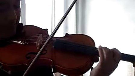 琴师小提琴谱第一页