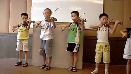 小提琴齐奏瑶族舞曲