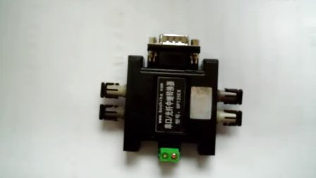 opt485ex波仕rs485rs422转多模光纤中继转换器串口通用型光纤中继转换