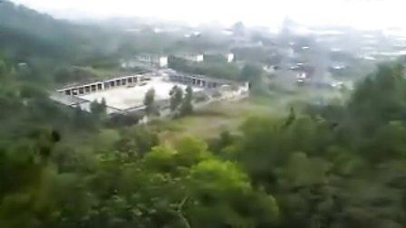 广东揭阳市黄岐山风景照