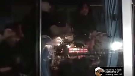 [Taiwan士林夜市]Aom欺負TINA