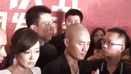 20110824帝王宴杜淳接受采访