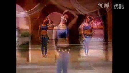 视频 频道/减肥纤腰肚皮舞教程基本动作1-双胞胎姐妹veena和neena教授