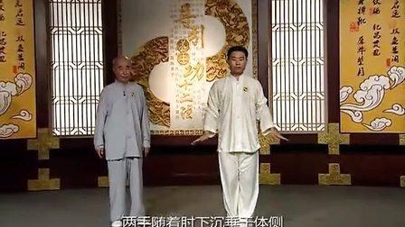 健身气功·导引养生功十二法功法教学08.第七式 芙蓉出水