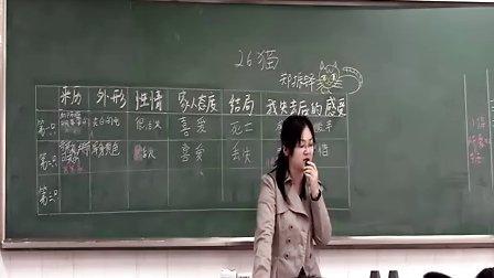 人教版初中语文七下《猫》四川姚思雨