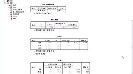 生物统计讲座-SPSS17的使用-4.多元线性回归与逐步回归1-13岁男童肺活量(范例一)