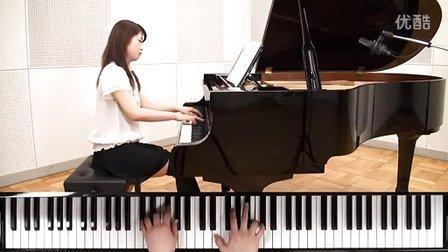 钢琴怎么拆步骤图解