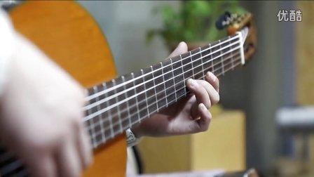赛平古典吉他演奏《花Flower》尼古拉古典吉他 人们的梦