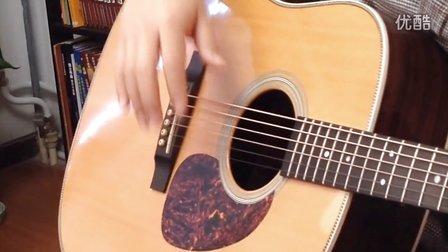 【玄武吉他教室】指弹教学 押尾桑 风之诗Wind song 第一部分 吉他教学