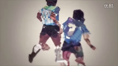 Fantasista animation - Maradona vs England