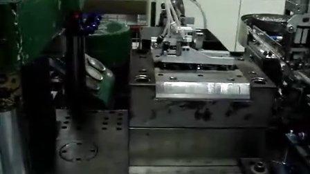 立式三轴转动机械结构