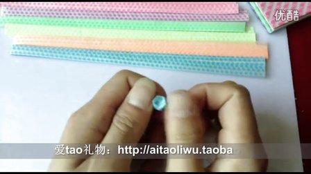 折纸教程 夜光星星折纸教程 手工diy折星星视频教程