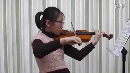 金色炉台小提琴谱