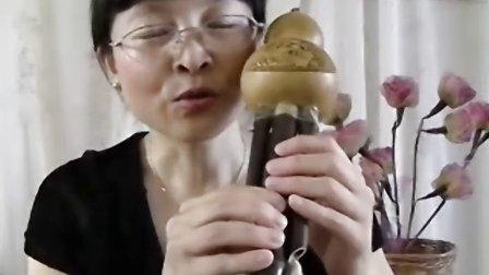 演奏级葫芦丝介绍  红梅葫芦丝示范  238元