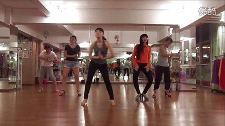 三亚贝丝蒂舞蹈会所----2013.11月韩国MV舞--A