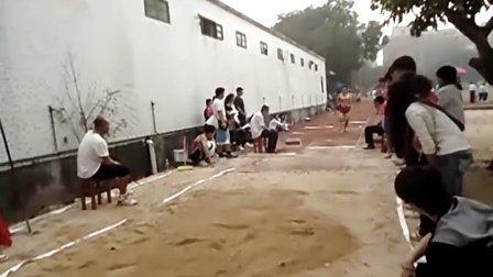 儿童简笔画步骤 跳远