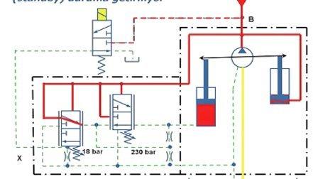 液压电路接线图