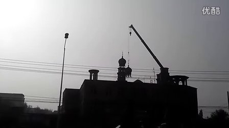 发生在乌鲁木齐清真寺奇怪的一幕