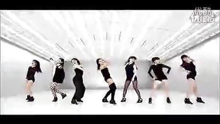 「MV」韩国7人可爱清纯美女组合RAINBOW最新热舞主