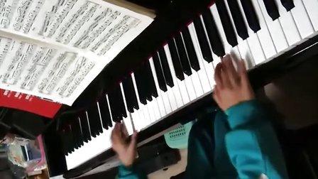 坦诉钢琴曲谱子