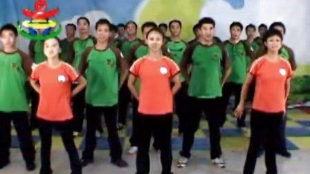欢乐大天使系列《因为有你》校园儿童舞蹈视频[好老师tv]图片