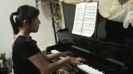 贝多芬《献给爱丽丝》钢琴视奏_tan8.com