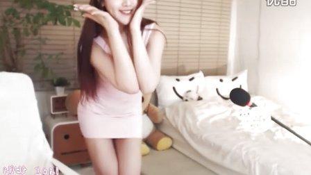 韩国美女主播粉红清唱热舞keyoumi13 07 10