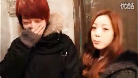 【11.03.13】韩国网络红人??? (郭民俊) 自拍视频