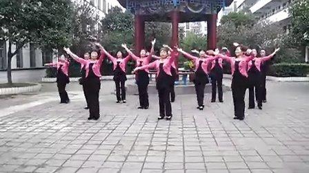 月亮女儿 百富 广场舞