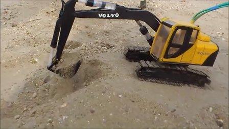 挖机电路板安装视频