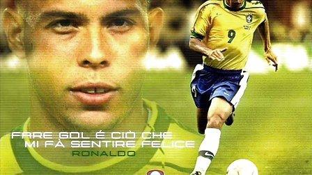 罗纳尔多:足球之王(震撼进球过人集锦)01 - 体育