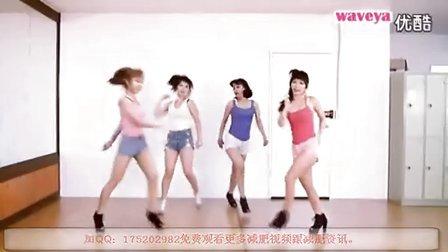 现代教程视频教学女子舞蹈教学视频美女极限适跳cf舞蹈独舞