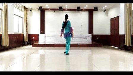 馨梅广场舞 梦江南 含 背面 分解动作 教学 12月原创新舞