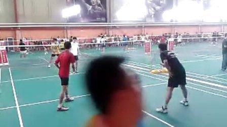 羽毛球比赛视频