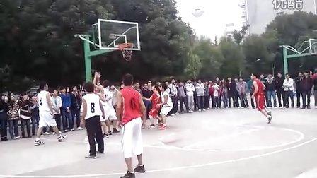 贵州大学-明德学院 机电系篮球决赛【下半场】