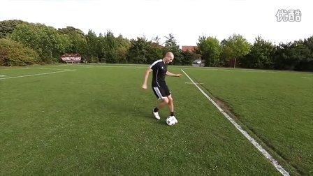 196【足球教学】学习内马尔的几个技巧